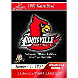 1991 Fiesta Bowl Game