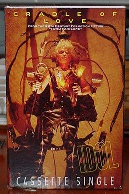 Billy Idol - Cradle Of Love (single CD) - Zortam Music