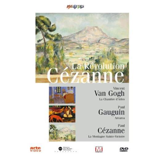 Palettes : La révolution Cézanne - DVD