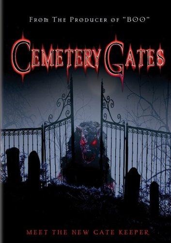 Ворота на кладбище