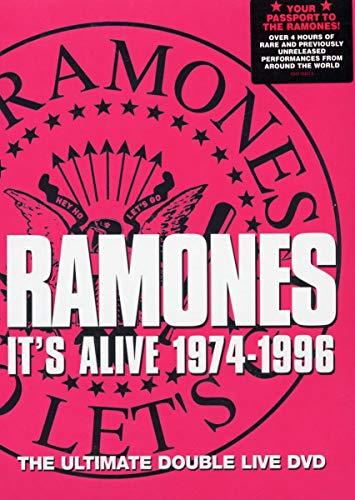 Ramones: It's Alive 1974-1996