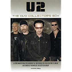 U2: The DVD Collector's Box