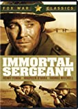 Immortal Sergeant By
