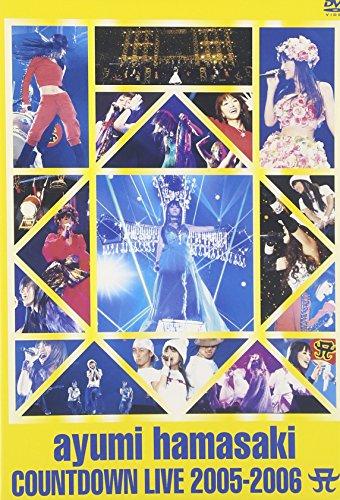 ayumi hamasaki COUNTDOWN LIVE 2005-2006 A
