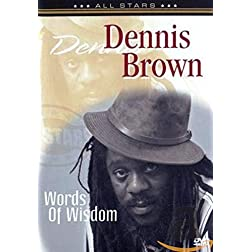 Dennis Brown: Words of Wisdom