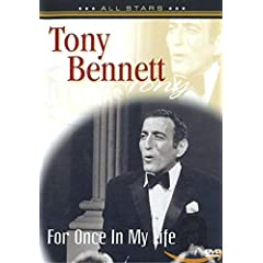 Tony Bennett: For Once In My Life