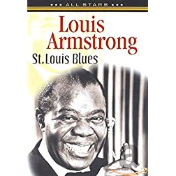 Louis Armstrong: St. Louis Blues [Region 2]