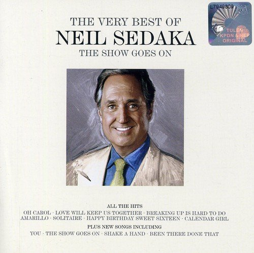 NEIL SEDAKA - THE VERY BEST OF NEIL SEDAKA - Zortam Music