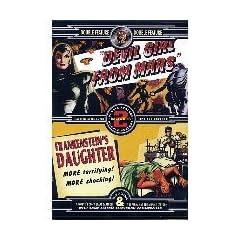 Devil Girl from Mars/Frankenstein's Daughter