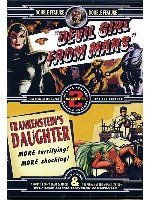 Devil Girl from Mars/Frankenstein's Daughter