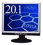 Logitec UXGA対応20.1型デジタル/アナログ液晶モニタ LCM-T202AD/S(S)