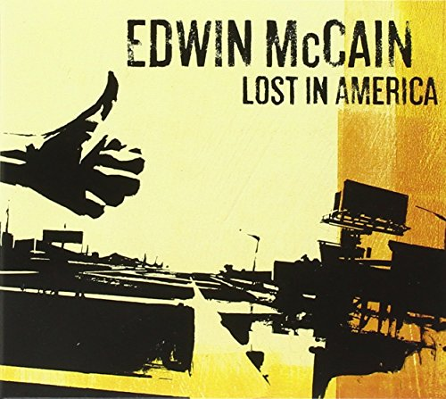 Lost in America by Edwin McCain album cover