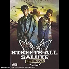 Streets All Salute DVD