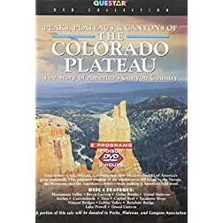 The Colorado Plateau & Grand Canyon
