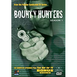 Bounty Hunters - The First Season