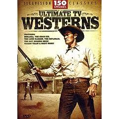 Ultimate TV Westerns - 150 Episodes