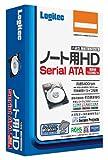 Logitec Serial ATA 内蔵型HD 120GB (2.5型) LHD-NA120SAK