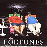 Album cover for FOETUNES