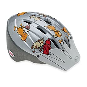 Amazon.com: Bell Boomerang Infant/Toddler Bike Helmet: Sports & Outdoors