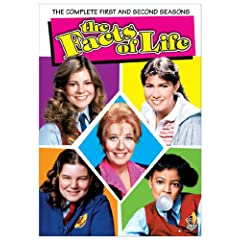 The Facts of Life Dvds