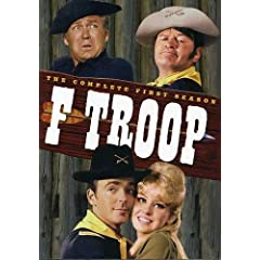 F Troop Dvds