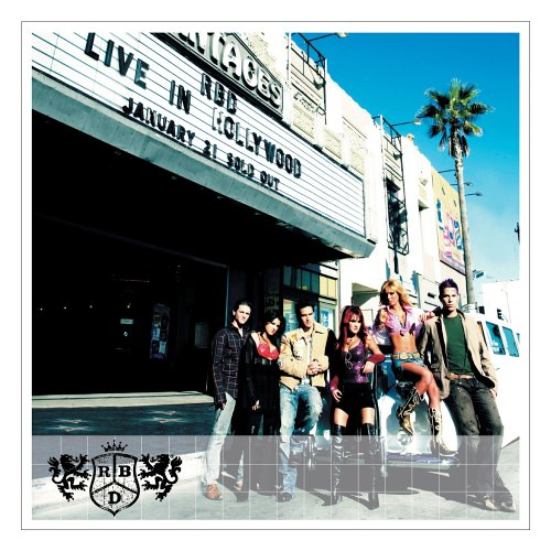 RBD - Live in Hollywood - Zortam Music