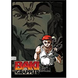 Baki the Grappler: Box Set  v.1-6