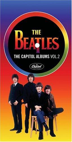 Beatles - The Capitol Albums Vol. 2 (Longbox) - Lyrics2You