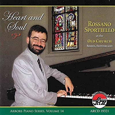 "Featured recording ""Heart and Soul"""