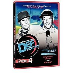 Russell Simmons Presents Def Poetry Season 4