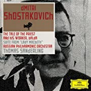"Shostakovich: The Tale of the Priest and his Worker, Balda; Suite from ""Lady Macbeth"""