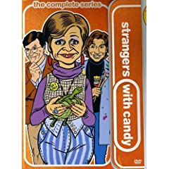 All 3 seasons of Strangers with Candy on DVD