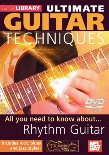 Ultimate Guitar Techniques Rhythm Guitar