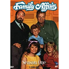 Family Affair Dvds