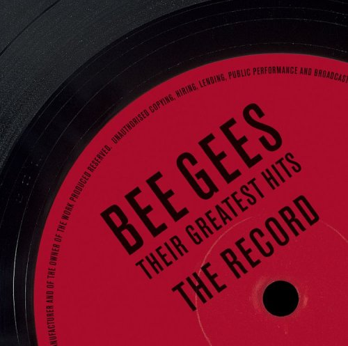 Bee Gees - Their Greatest Hits-the Record - Zortam Music