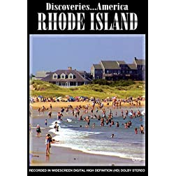 Discoveries America: Rhode Island