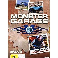 Monster Garage-Season 1/Box 2 [Region 2]