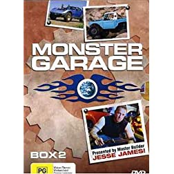 Monster Garage-Season 1/Box 2 [Region 2]