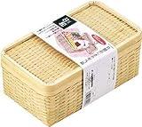 日和 竹製 おにぎり弁当箱 D-2902