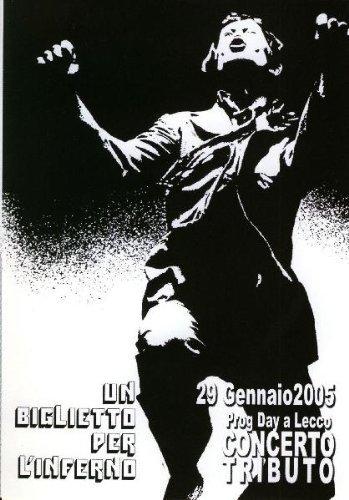 Tribute Concert:Biglietto Pe