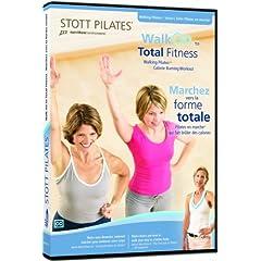STOTT PILATES: Walk on to Total Fitness (Bilingual)