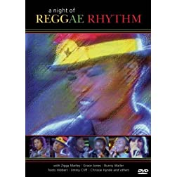 A Night of Reggae Rhythm