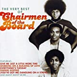 Album cover for Best of Chairmen of the Board