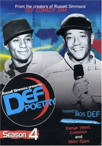 Russell Simmons Presents Def Poetry Season 1-4