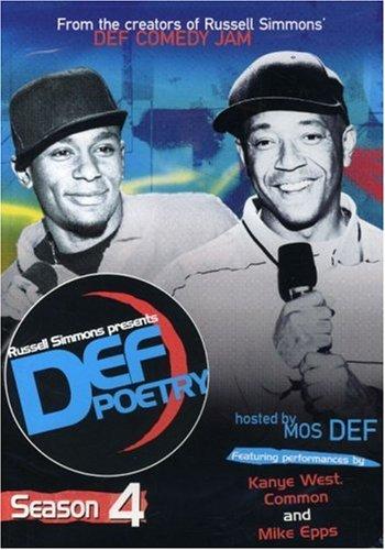 Russell Simmons Presents Def Poetry Season 1-4