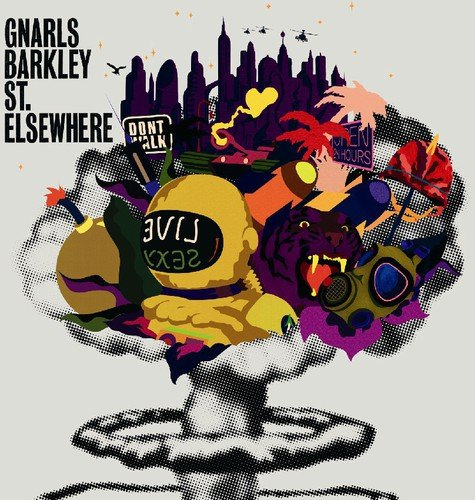 Gnarls Barkley's album, St. Elsewhere.