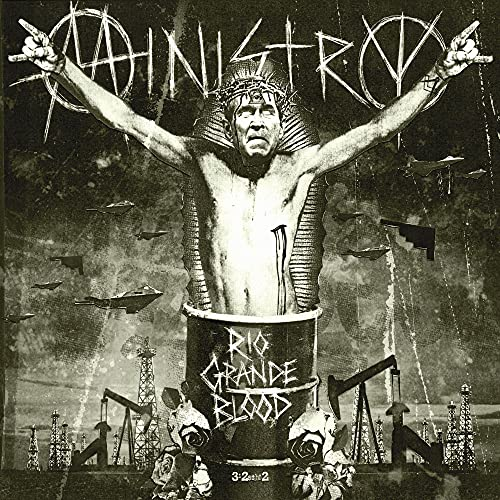 Cover of Ministry - Rio Grand Blood