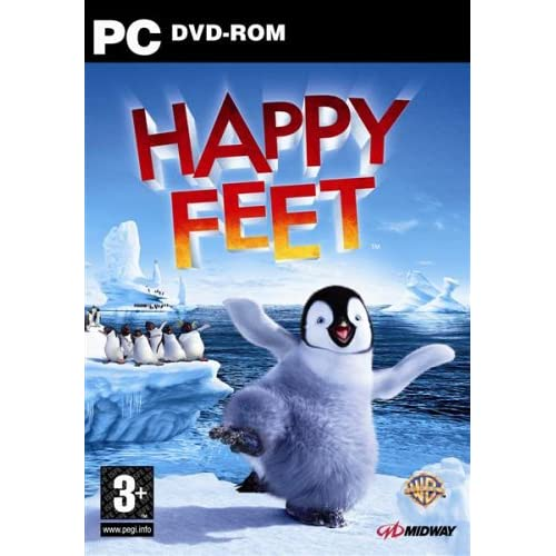 Happy Feet RELOADED [h33t PC DVD IMAGE] preview 0