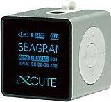 シーグランド X-CUTE(クロスキュート)512MB(シルバー) XC090S-512MB