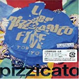 album art to pizzicato five we dig you
